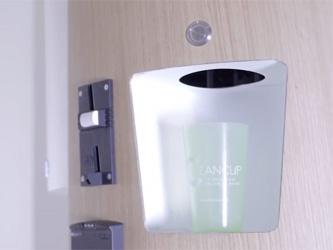 CleanCup signe la fin du gobelet en plastique