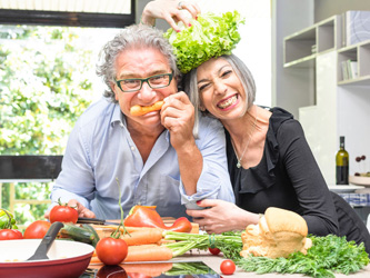 Bien manger réduirait les risques de dépression