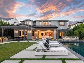 La chanteuse Demi Lovato craque pour cette jolie maison