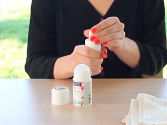 Optez pour un déodorant bio, vegan et rechargeable