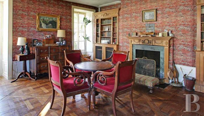 Maison Alexandre Dumas fils à Marly