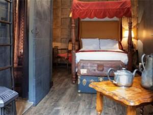 Passez une nuit dans la chambre de Harry Potter