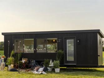 Ikéa lance sa tiny house, nomade et écolo