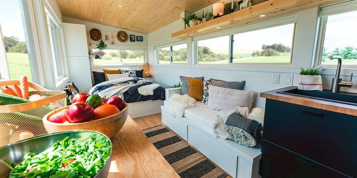 Ikea Tiny Home intérieur