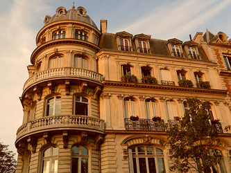Flambée du prix de l'immobilier à Paris