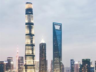 L'hôtel le plus haut du monde : dormez à 556 m de haut !