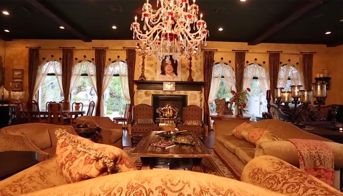 Maison de Michael Jackson