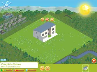 Une maison plus écolo grâce à un jeu vidéo