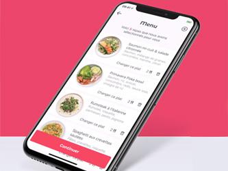 Vos recettes de cuisine et vos courses en 1 clic