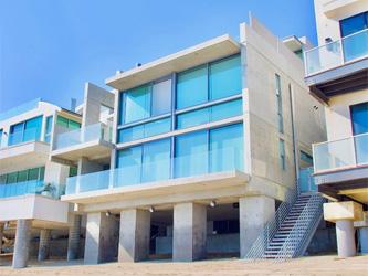 Kanye West s'achète un bunker sur la plage de Malibu