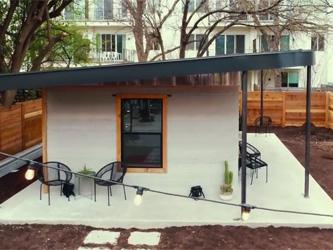 Une maison par jour : le défi du constructeur Icon