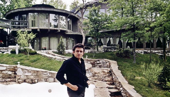 Maison Johnny Cash