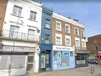 A Londres, 1 million pour la maison la plus étroite