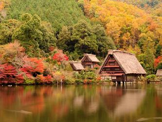 Au Japon, on offre les maisons de campagne