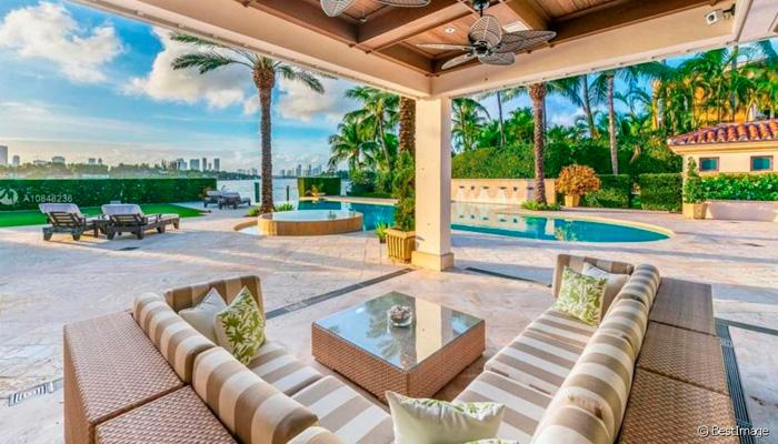 Villa Jennifer Lopez