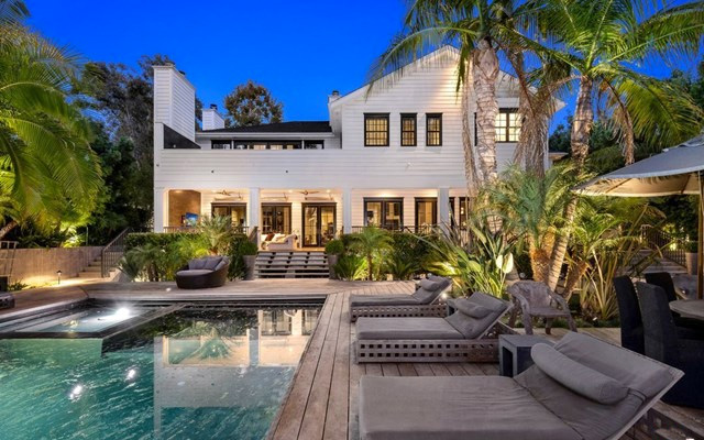 Maison Johnny LA
