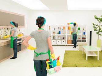 Une maison auto-nettoyante, un rêve ?