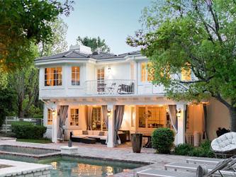 L\'acteur Omar Sy met en vente sa villa de Los Angeles