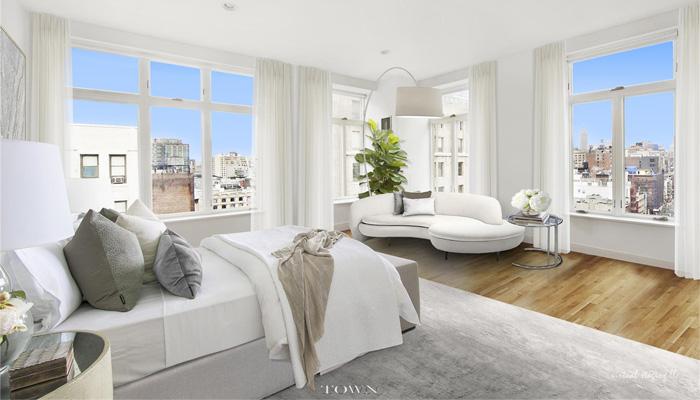 Penthouse Rihanna NYC