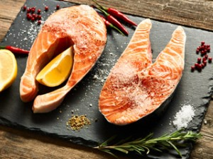 Le saumon bio n'est pas si sain