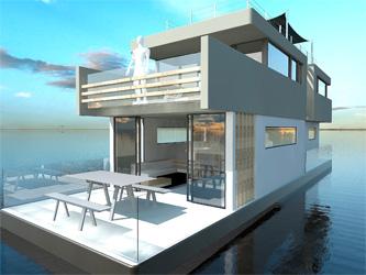 Sealoft, la maison qui flotte, en taille XL