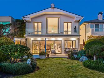 La superbe maison de plage de Sinatra est à vendre