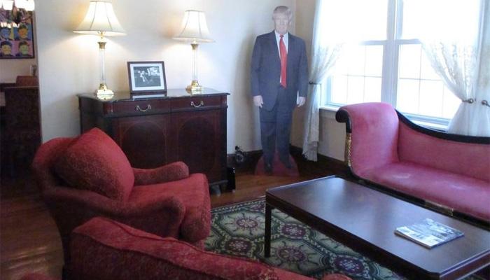 Maison Trump à louer
