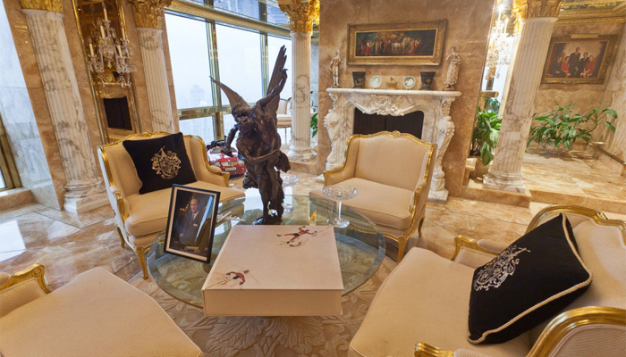 Appartement Trump