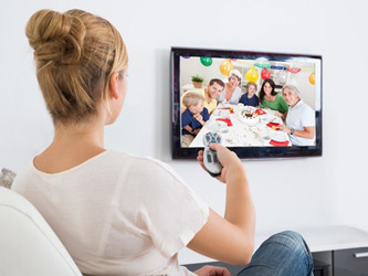 En 2018, la télévision devient intelligente