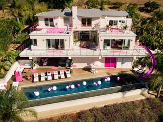 Vos prochaines vacances dans la maison de Barbie