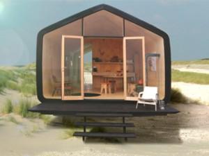 La maison du futur sera (peut-être) en carton