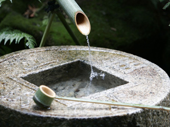 Les accessoires indispensables dans un jardin Feng-shui