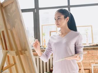 Se ressourcer en pratiquant des activités créatives