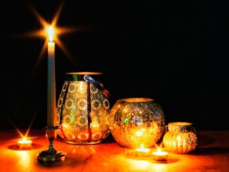 3 bougies originales pour votre intérieur