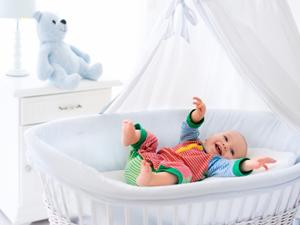 Sortez des clichés pour la chambre de bébé
