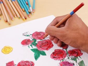 Coloriage pour adultes, la solution anti-stress