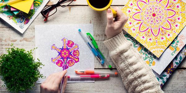 Coloriage Adulte Forum.Coloriages Adultes Anti Stress Dessins Zen Pour Se Detendre