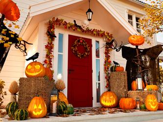Idées de déco Halloween pour la maison et le jardin