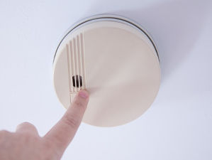 Les détecteurs de fumée