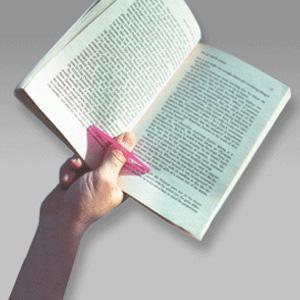 ecarte pages livre