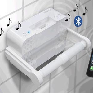 porte-papier wc musical