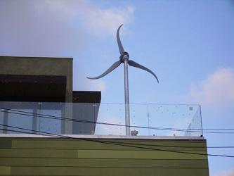Installer une éolienne domestique personnelle