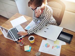 Travail à domicile : organisez votre espace
