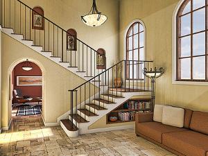 10 idées d'espaces sous un escalier