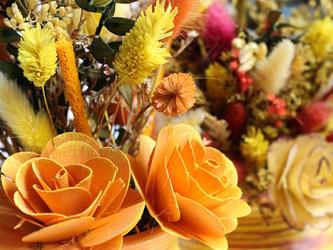 Les fleurs séchées, une tendance déco qui reprend vie !