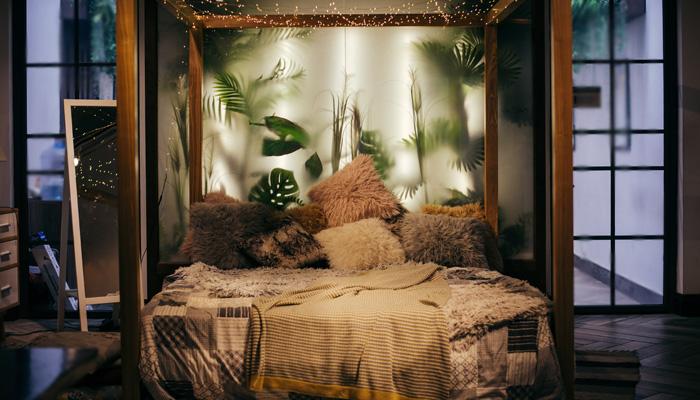 chambre nature