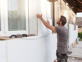 L'isolation extérieure pour bien protéger sa maison