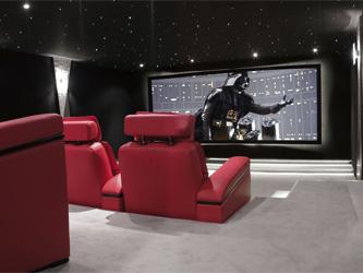 Une Salle De Cinema Chez Moi Rencontre Avec Un Installateur