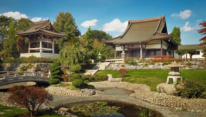 Maison feng-shui