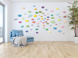 Une fresque murale qui s'adapte à votre déco